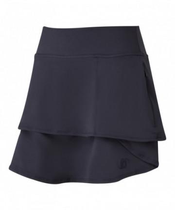 FJ golfová sukně modrá