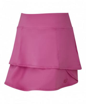 FJ golfová sukně růžová
