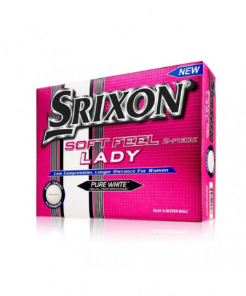 Srixon míče Soft Feel Lady,...
