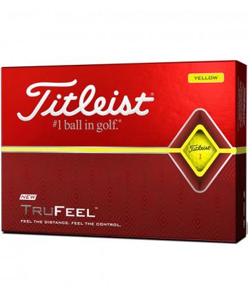 Titleist míče TruFeel 2020,...