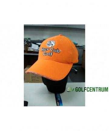Tiger Cub kšiltovka, oranžová