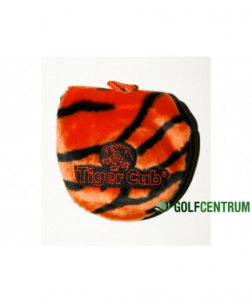 Tiger Cub Putter headcover