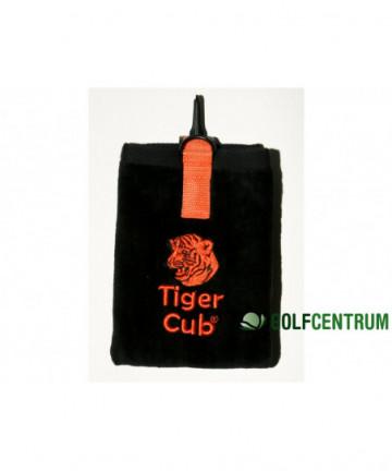 Tiger Cub ručník černý