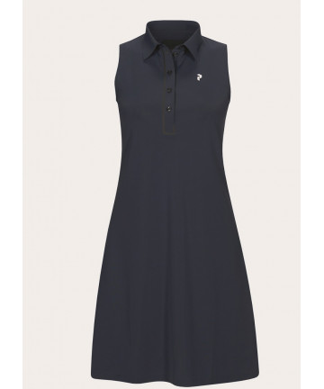 Peak Performance šaty, Modré