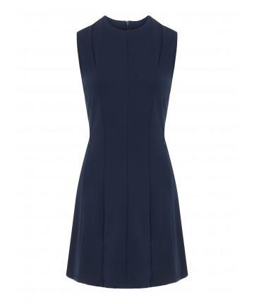 J. Lindeberg šaty, Modré