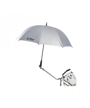 JuStar Umbrella, Silver,...