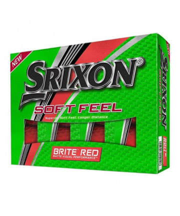 Srixon míče Soft Feel,...