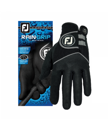 FJ Rain Grip Glove, Regular...