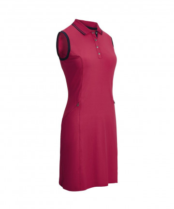 Callaway golfové šaty, růžové