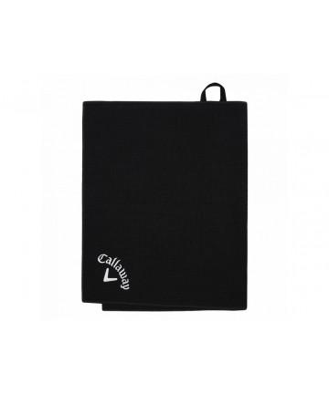 Callaway ručník - černý