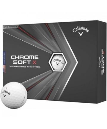 Callaway míče Chrome Soft...