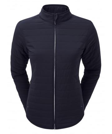 FJ dámská golfová bunda, modrá