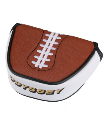 Odyssey mullet putter cover...
