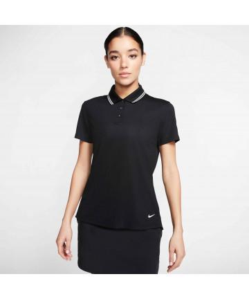 Nike dámské polo, černé