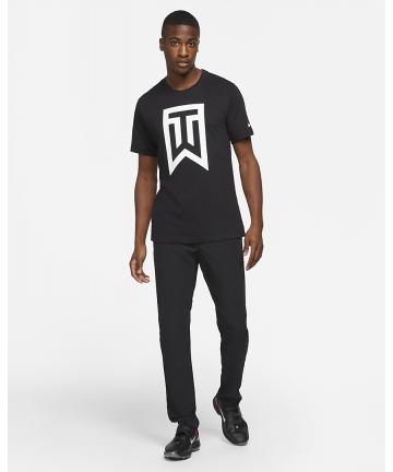 Nike pánské triko, černé