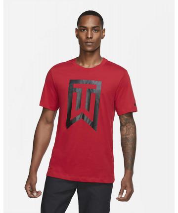 Nike pánské triko, červené