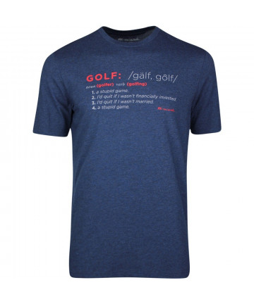 Travis Mathew pánské tričko...