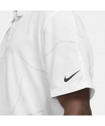Nike pánské polo, bílé