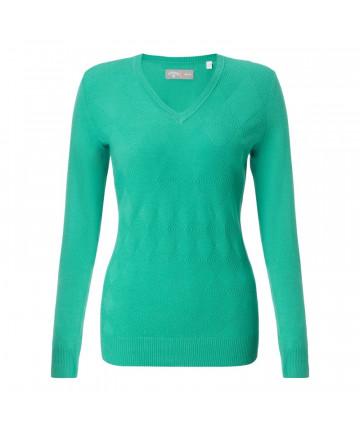 Callaway dámský svetr, zelený