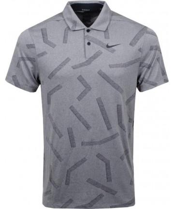 Nike pánské polo, šedé