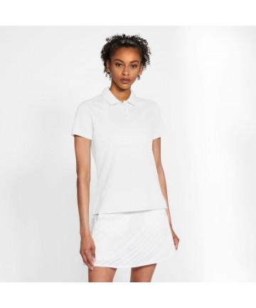Nike dámské polo, bílé