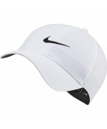 Nike kšiltovka, bílá