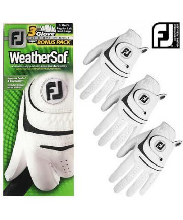 FJ Weathersof 3 glove bonus...