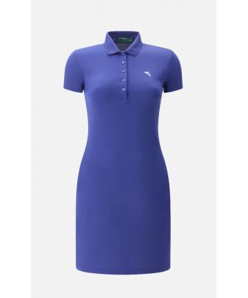 Chervo Jumbojet šaty, modrá