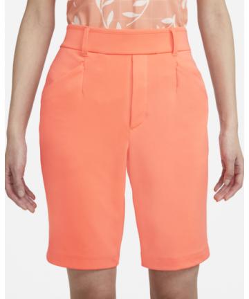 Nike dámské kraťasy, oranžové