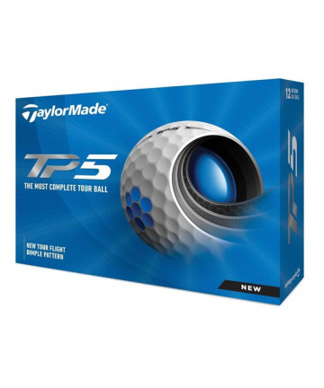 TP5 TaylorMade, bílé