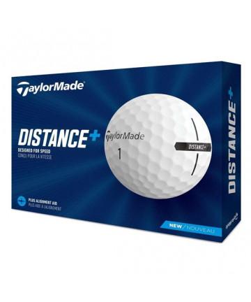TaylorMade Distance+, bílé