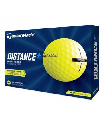 TaylorMade Distance+, žluté