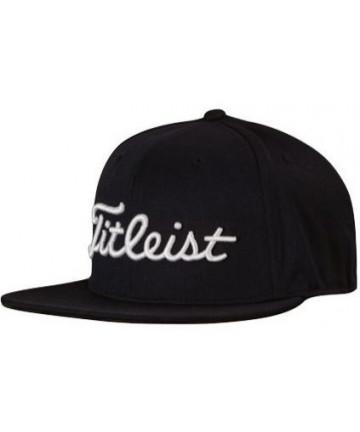 Titleist Falt Bill Cap, černá